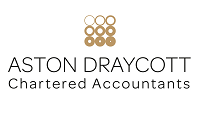 Aston Draycott chartered accountant logo